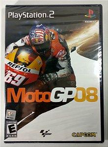 Moto GP 08 Original (LACRADO) - PS2