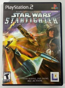 Star Wars Starfighter Original - PS2
