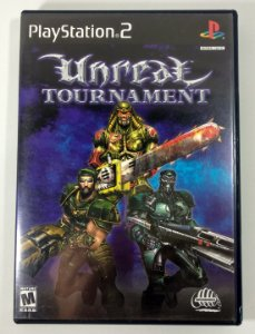 Unreal Tournament Original - PS2