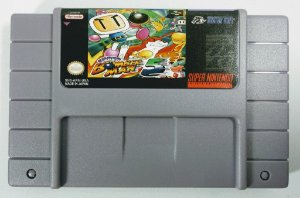 Super Bomberman 5 - SNES
