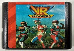 VR Troopers - Mega Drive