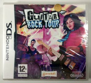 Guittar Rock Tour Original (LACRADO) [EUROPEU] - DS