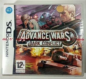 Advance Wars Dark Conflict Original (LACRADO) [EUROPEU] - DS