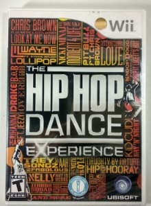 The Hip Hop Dance Experience Original (Lacrado) - Wii