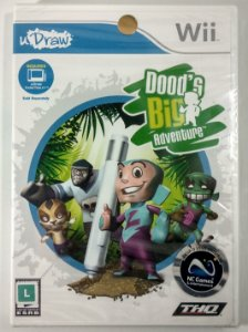 Doods Big Adventure Original (Lacrado) - uDraw Wii
