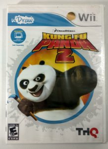Kung Fu Panda 2 Original (Lacrado) - uDraw Wii