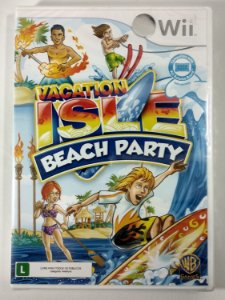 Vacation ISLE Beach Party Original (Lacrado) - Wii