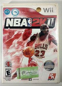 NBA 2K11Original (Lacrado) - Wii