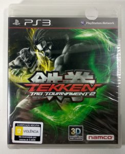 Tekken Tag Tournament 2 (Lacrado) - PS3