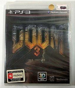 Doom 3 BFG Edition (Lacrado) - PS3