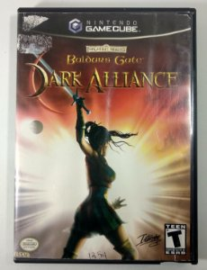Baldurs Gate: Dark Alliance Original - GC
