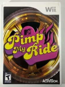 Pimp my Ride Original - Wii
