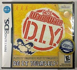 Wario Ware D.I.Y Original (LACRADO) - DS
