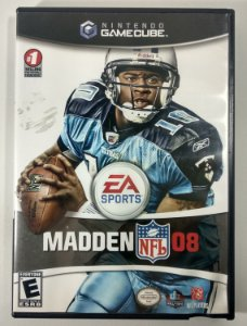 Madden 08 Original - GC