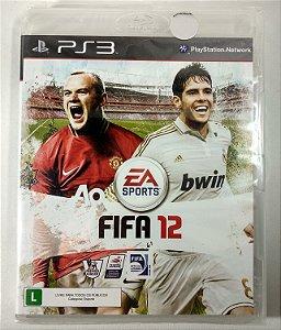 Fifa 12 (Lacrado) - PS3