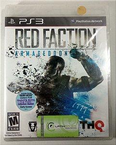 Red Faction Armagedon (Lacrado) - PS3