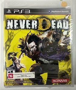 Never Dead (Lacrado) - PS3