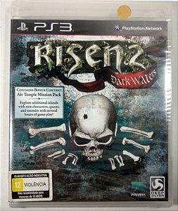 Jogo Risen 2 Dark Waters (Lacrado) - PS3