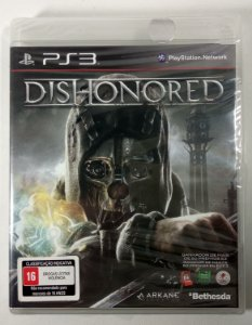 Dishonored (Lacrado) - PS3