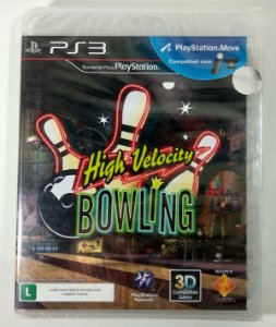 High Velocity Bowling (Lacrado) - PS3