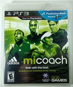 Micoach (Lacrado) - PS3
