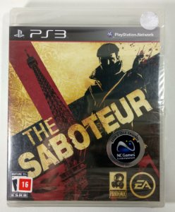 The Saboteur (Lacrado) - PS3