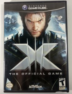 X-men the Official Game Original - GC