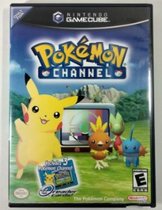 Pokemon Channel Original - GC
