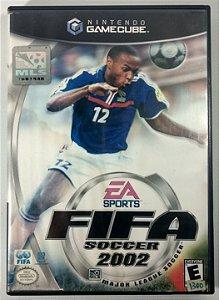 Fifa Soccer 2002 Original - GC