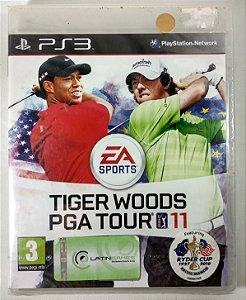 Tiger Woods PGA Tour 11 (Lacrado) - PS3