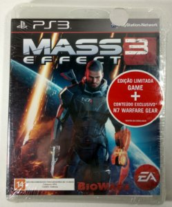 Mass Effect 3 (Lacrado) - PS3