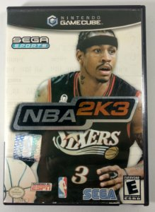 NBA 2k3 Original - GC