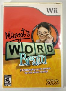 Margots Word Brain Original - Wii