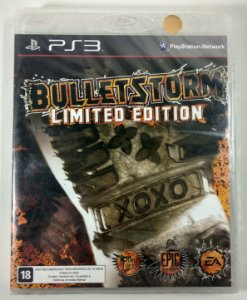Bulletstorm Limited Edition (Lacrado) - PS3