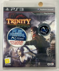 Trinity Soul of Zill Oll (Lacrado) - PS3