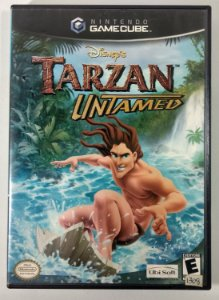Tarzan Untamed Original - GC