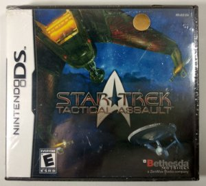 Star Trek Tactical Assault Original (LACRADO) - DS