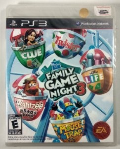 Family Game Night 3 (Lacrado) - PS3