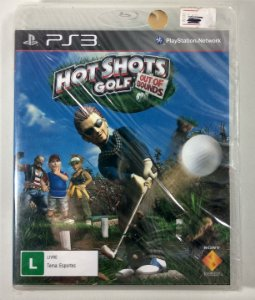 Hot Shots Golf out of Bounds (Lacrado) - PS3