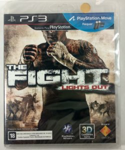 The Fight Lights Out (Lacrado) - PS3