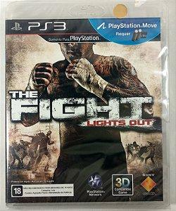 Jogo The Fight Lights Out (Lacrado) - PS3