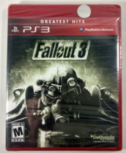 Fallout 3 (Lacrado) - PS3