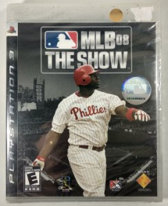 MLB 08 the Show (Lacrado) - PS3