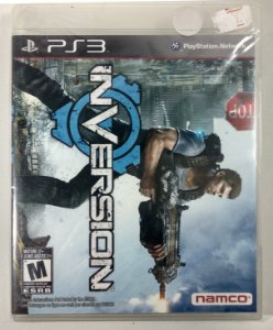 Inversion (Lacrado) - PS3