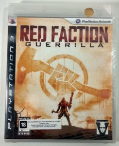 Red Faction Guerrilla (Lacrado) - PS3