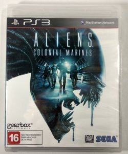 Aliens Colonial Marines (Lacrado) - PS3