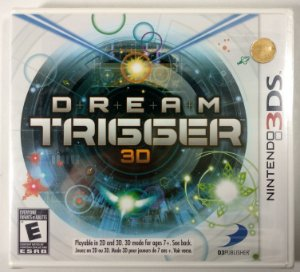 Dream Trigger 3D Original (Lacrado) - 3DS