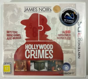 Hollywood Crimes Original (Lacrado) - 3DS