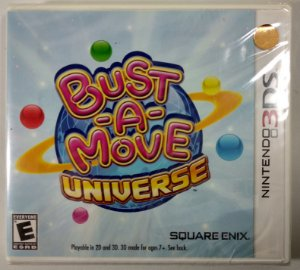 Bust-a-Move Universe Original (Lacrado) - 3DS