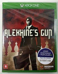 Alekhine's Gun (Lacrado) - Xbox One